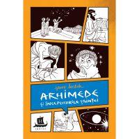 HU002787-1C_001w Carte Editura Humanitas, Arhimede si inceputurile stiintei, Jeanne Bendick