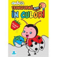HU002889-1_001w Carte Editura Humanitas, Transforma apa in culori gandaceii veseli