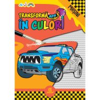 HU002949-1_001w Carte Editura Humanitas, Transforma apa in culori masini