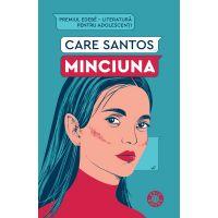 HU003033-1_001w Carte Editura Humanitas, Minciuna, Care Santos