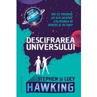 Descifrarea universului, Lucy Hawking, Stephen Hawking