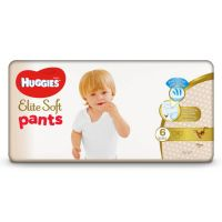 9401490 Scutece Huggies Chilotel Elite Soft Pants Giga, nr 6, 15-25 kg, 38 buc