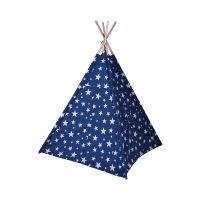HZ1990740_001w Cort cu stele Noriel Impulse, 103 x 103 x 160 cm, Albastru