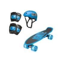 IGN-COM-TYR-BLU_001w Skateboard si echipament de protectie Ignite, Albastru