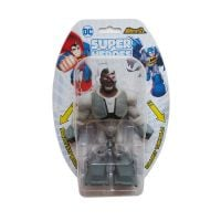 DIR-T-10001-DC Cyborg Figurina flexibila Monster Flex, DC Super Heroes, Cyborg