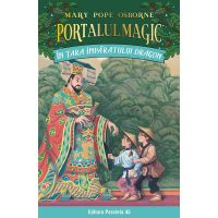 In tara Imparatului Dragon. Portalul magic nr. 14, Mary Pope Osborne