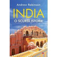 Carte Editura Litera, India. O scurta istorie, Andrew Robinson