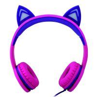 INT0670_001w Casti audio cu urechi luminoase Noriel