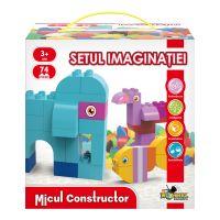INT0953_001w Jucarie de constructie Setul Imaginatiei, Micul Constructor