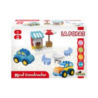 INT1011_001w Jucarie de constructie Micul Artist, La Popas
