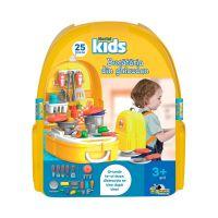 INT1653_001w Jucarie de imitatie Noriel Kids - Bucataria din ghiozdan
