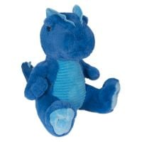 INT2254_001w Jucarie de plus Noriel, Dinozaur, Bleumarin, 31 cm