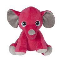 INT2575_001w Jucarie de plus Noriel, Elefant 23 cm, Roz