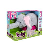 INT3275_001w Jucarie de plus interactiva Noriel Pets - Kuby