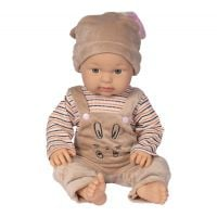 INT3633_001w Papusa Baby Maia Deluxe Bej