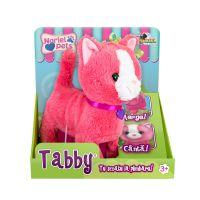 INT3664_001w Jucarie de plus interactiva Noriel Pets - Tabby