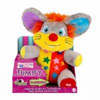 INT3671_001w Jucarie din plus interactiva Noriel Pets - Tumby, soricelul de la circ