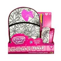 INT4302_001w Set Ghiozdan si penar Color Chic