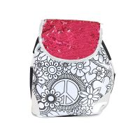 INT4371_001w Rucsac Hippie Color Chic