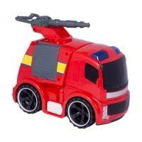 Cool Machines - Masina de Pompieri cu Lumini si Sunete (2017)