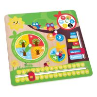 INT4470_001w Noriel Bebe Wood - Calendar de prichindei