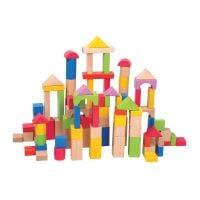 INT4517_001w Jucarie bebelusi Noriel Bebe Wood - Blocuri de construit