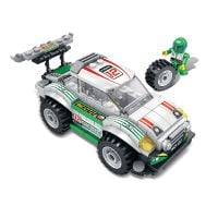 INT4890_001w Jucarie de constructie Micul Constructor - Masina de raliu