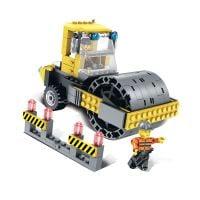 INT4920_001w Jucarie de constructie Micul Constructor - Compactor