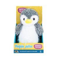 INT5187_001w Jucarie de plus Noriel Plush - Pinguin pufos, 25 cm