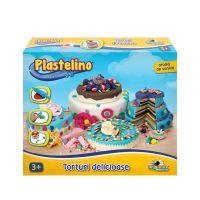 INT5386_001 Plastelino - Torturi delicioase din plastilina II