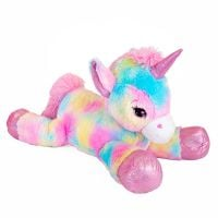 INT5606_001w Jucarie de plus Noriel, Unicorn, 60 cm INT5606