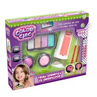 INT5798_001w Set de creatie Color Chic, Trusa de cosmetica cu umidificator