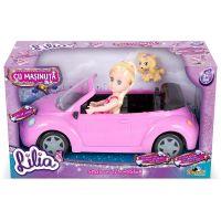INT5897_001w Papusa Lilia Mini cu masinuta