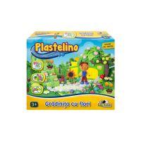 INT5911_001 Plastelino - Gradinita cu Flori din Plastilina II