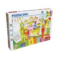 INT6276_001w Puzzle clasic Noriel - Gasca Zurli, 240 piese