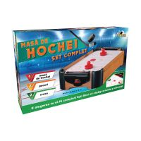 Masa Air Hockey din lemn Noriel Games