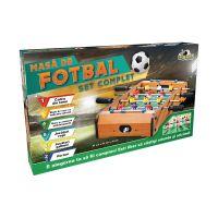 INT6581_001 Masa de fotbal din lemn mica Noriel Games 1