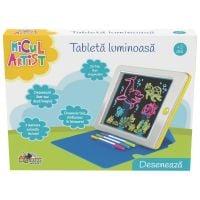 INT6849_001w Tableta luminoasa Micul Artist