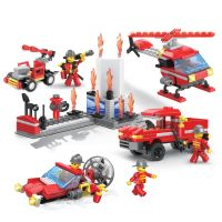 INT7181_Echipa de pompieri, Micul Constructor