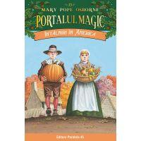 Intalniri in America. Portalul magic nr. 23, Mary Pope Osborne