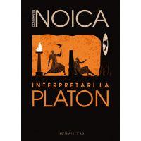 Interpretari la Platon, Constantin Noica