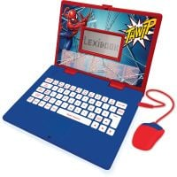 JC598SPi6_001w Laptop educational Lexibook Spiderman, 120 de activitati