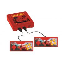 JG7800DC-1_001w, Consola TV Plug N'Play Disney Cars, 300 jocuri