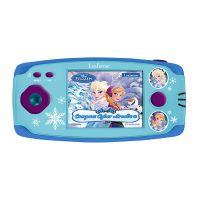 JL2365FZ_001w Consola portabila Cyber Arcade Disney Frozen, 150 jocuri C