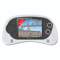 JL2385W_001w Consola portabila Cyber Arcade Lexibook, 200 jocuri