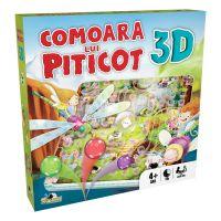 Joc Noriel Comoara lui Piticot 3D - 2017