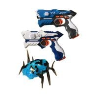 JOC0136_001 Set multiplayer cu 2 pistoale si Alien Bug, Laser Tag Action One