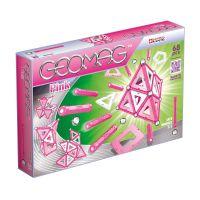 Joc de constructie magnetic Geomag Pink, 68 piese 12
