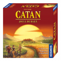 Joc de societate Catan - jocul de baza CAT-34