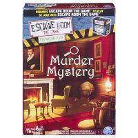 Joc de societate Escape Room Extension Pack Murder Mystery